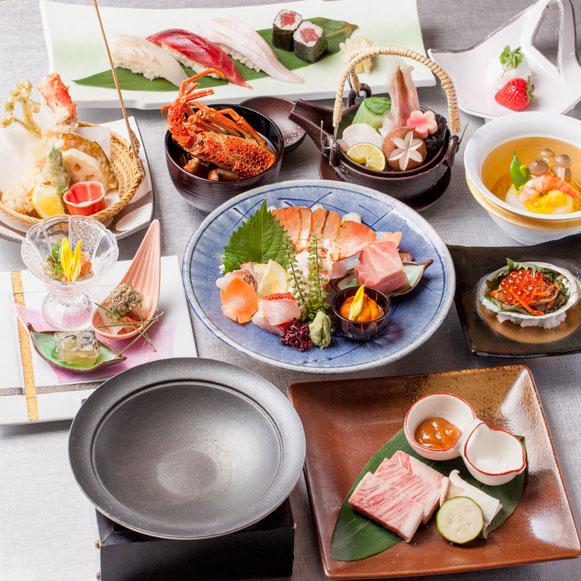 【お昼の御宴会に】匠たくみコース お料理のみ 8,000円(税込)