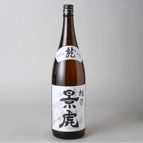 越の影虎 龍 グラス 580円 (税抜)