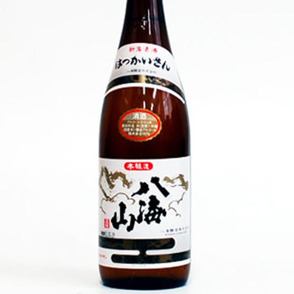 八海山 グラス 680円~ (税抜)