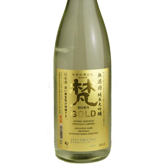 梵 GOLD グラス 780円 (税抜)